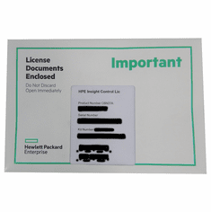 HPE Insight Control Licence