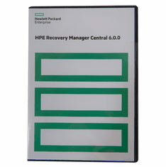 HPE StoreOnce Recovery Manager 6.0.0 New D4U76A