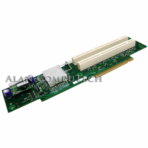 IBM 13M7656aa Full Length Dual PCIx Riser Card 40K6472 xSeries 346 Without Cage NEW