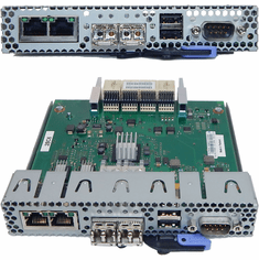 IBM 2BC6 2x1GbE and 2x10GbE Host Ethernet Card 74Y5925 (2x) FTLX8571D3BCL Included