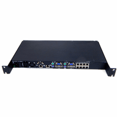 IBM 39M2905 LCM2 Local 2x8 KVM Console Manager 39M2877 Switch Without Accessory