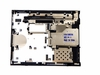 IBM 39T9902 Thinkpad R50e Bottom Base Cover 13N5591 Type 1834 with Labels New
