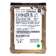 IBM 42T1818 SATA 4200rpm 80GB with Tray HDD 41R7706 2.5in 42T1028 Hard Drive