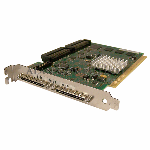 IBM 44V5593 Dual U320 SCSI DDR PCI-x Adapter 44V5591 571a 42R5000 Card