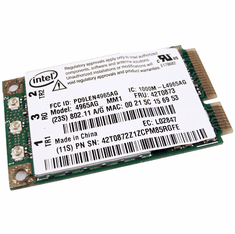 IBM 4965agn-MM1 WiFi-Link Intel Wireless Card 42T0873 Mini PCIe Lenovo Thinkpad