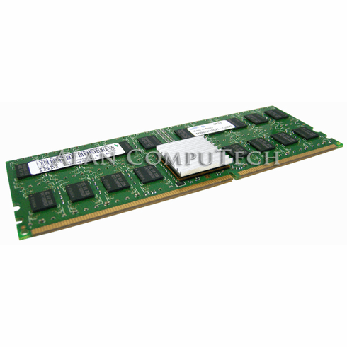 IBM 4GB DDR2 533Mhz 512Mx72 ECC Server Memory 15R8505 533MHz- M396T5163DZT-CD5M3