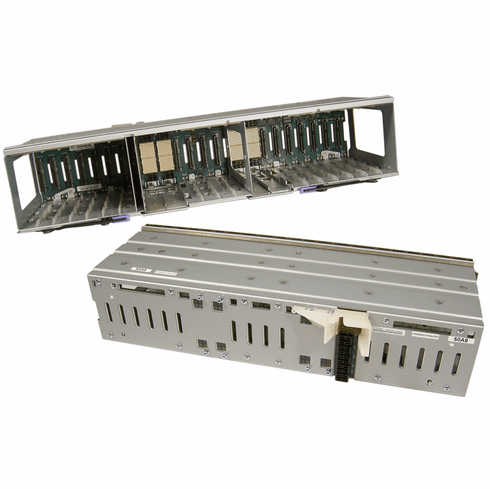 IBM 5802 DASD Backplane Cage For SAS Drives New 45D5215