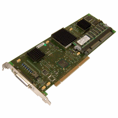 IBM 64-Bit Type 276a PCI Hd SCSI-50Pin Adapter 44P4021 with 256MB 44P2061-01 Card