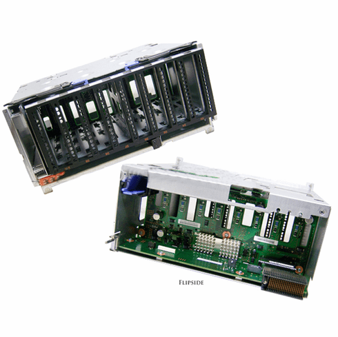 IBM 74Y2239 Power550 8x2.5in DASD Backplane NEW 44V5410 For 8204-E8A / 9409-M50