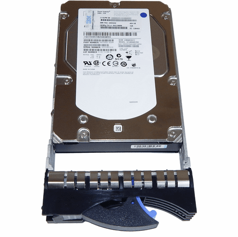 IBM 8202-3658 428GB 15K 3.5in SAS HDD with Tray 44V4434