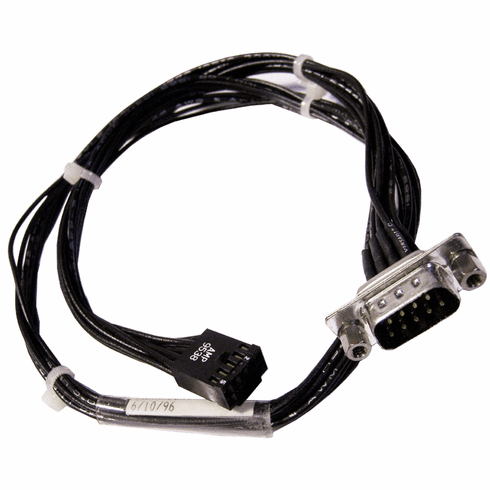 IBM 8210-00 2Ft DB9 Serial Cable Harness 42H1374