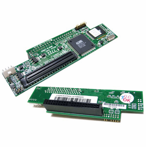 IBM aCard IDE to LVD-SCSi Bridge Adapter AEC-7722IR IDE CDROM to SCSI