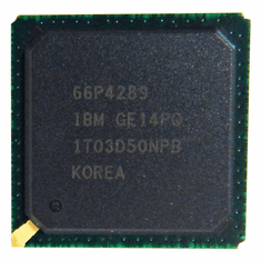 IBM BROOKLYN PASS1.2 208PBGA CMOS 5S6 Chip New 66P4289 IBM-GE14PQ