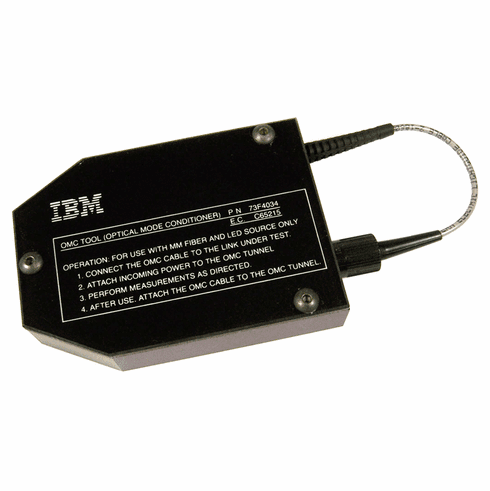 IBM C65215 Optical Mode Conditioner OMC TOOL 73F4034 Use with MM Fiber-LED Source
