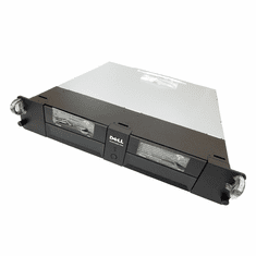 IBM/Dell PV114X 2x-RD1000 2U Tape Drive R142P 46C1804 USB Port