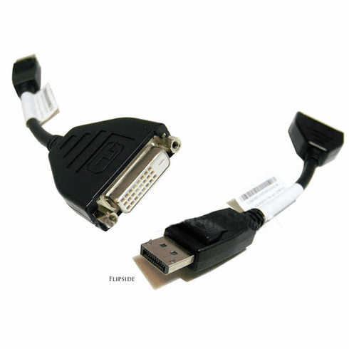 IBM DisplayPort to DVI-D Video Dongle Adapter 43N9159 54Y9903  Lenovo Adapter