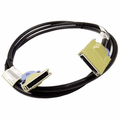 IBM Foxconn 12x Channel DDR 3 Meter Black Cable 45D5271 9.8ft G43237 Infiniband Cord