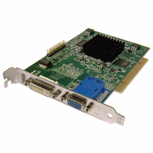 IBM G450 7003-0301 32MB DVI VGA PCI Video Card 00P5758 GXT135P Graphics