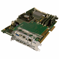 IBM Integrated xSeries 2Ghz 2GB PCI FC2892 Card 97P4465 97P3188 with 2GB Memory