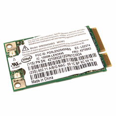 IBM Intel Pro WM3945ABG MOW1 WiFi Mini PCI New 42T0853 802.11 a/b/g Wireless