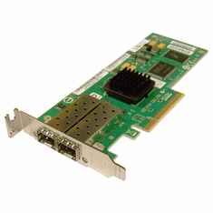 IBM LSI7204EP-LC 2-Port PCIe NO-Gbic LP Adapter 45W0421 Short Bracket Card Only