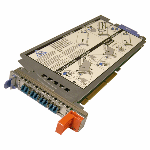 IBM LW3 Long Wave PCi FC 4-P FICON 2GB Card NEW 22R4913 97P5662-18P3456 FibreChannel