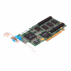 IBM Matrox728-02 VGA 8MB AGP Video Card 01K4340 MIL2A/8/DELL- MIL2A/8 /IB2