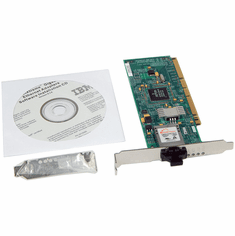 IBM Nextreme 1000SX Plus Fiber Adapter  New 39y6088 Include Low Profile Bracket
