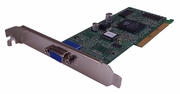 IBM nVidia 16MB TNT2 MS-8830 VGA AGP Video Card 25P5157 25P5156 Standard Bracket