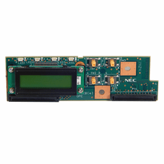 IBM Overland MT 3572 LCD and Button Board 243-653169-C G7KCB / A05 / K14HH0358