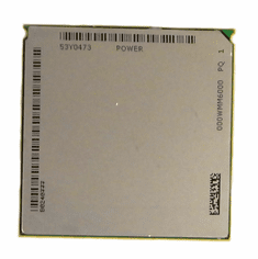 IBM Power6 4.2Ghz 2-Core CPU Processor Module 53Y0473