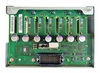 IBM Power7 8205 2BD5 2.5in Disk Drive Backplane 00E2520 00E2521 D77429