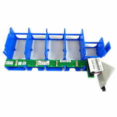 IBM Proventia AD100 Fan Distribution Brd C74980-301 with Housing and Cable