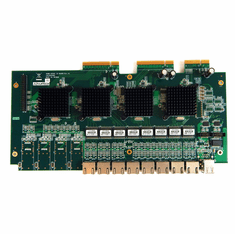 IBM Proventia MX5008 RJ45 USB Board 51J2161 Advantech NAMB-6200CC