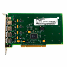 IBM RS6000 KB-M-USB 4-Port PCI Attachement Card 09P2470 KB-Mouse-USB 09P2471