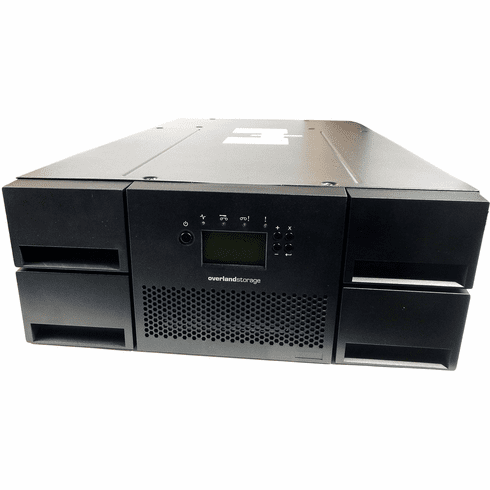 IBM S-Overland 4U 48-Slot Tape Library 00V7146 Tape Drive NOT Included
