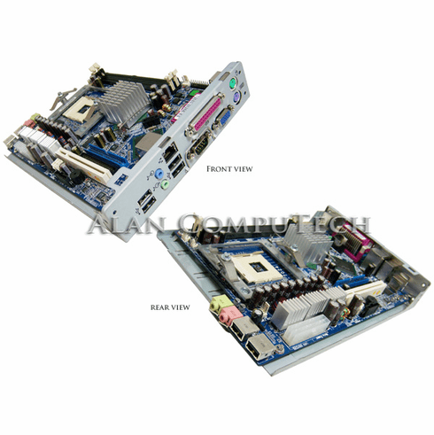 IBM ThinkCenter A50 No-POV System Board NEW 45R8442 mPGA478B MS-7024 With Tray