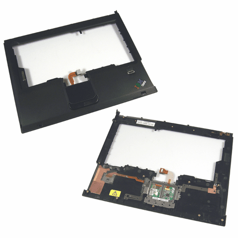 IBM Thinkpad R51 R52 Finger Reader Palmrest New 26R8967