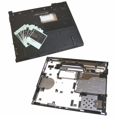 IBM Thinkpad R5x Base Cover with Labels Kit NEW 26R8635 Lenovo Bottom Base 91P9800