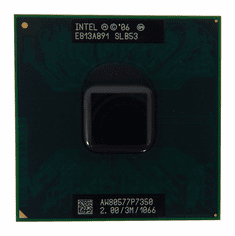 Intel 2GHz 3MB Core 2 Duo 1066MHz Mobile CPU New SLB53