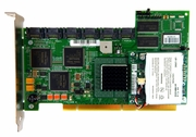 Intel 64MB 6-Channel SATA PCIX RAID Adapter C61794-003 with BAT-NIMH-3.6-03