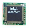 Intel i486-50 DX2 208-Pin CPU SX920 SB80486DX2-50