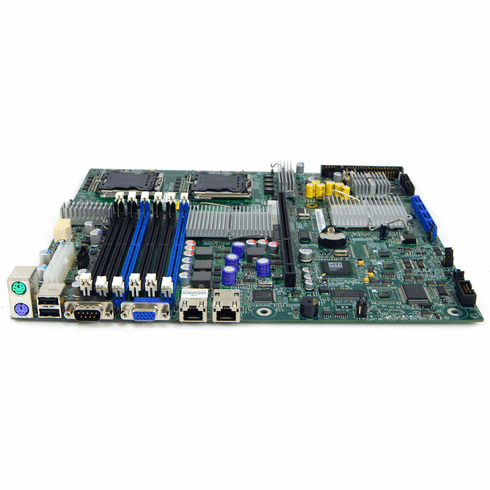Intel S5000VCL S771 Server Motherboard New D24481-601 Dual Xeon System Board
