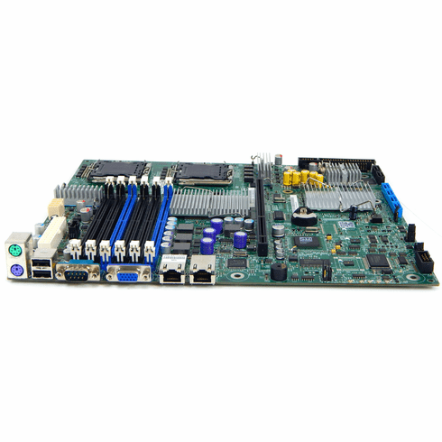 Intel S5000VCL S771 Server Motherboard New D24481-602 Dual Xeon System Board