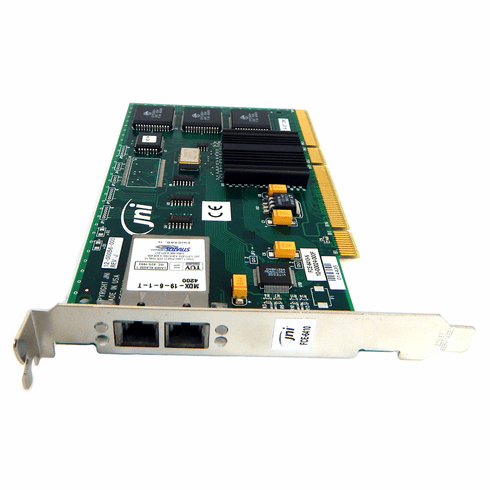 Jni FCE-6410-n QLA2200F-CK PCI 64-Bit HBA Rev.J FC Card Fibre Channel 12-00056-000