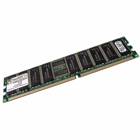 Kingston 512MB PC2100 DDR Memrory KVR266X72RC25-512 ECC 266Mhz 2.5v RAM