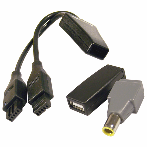 Lenovo 12-20vdc 0-5a 90w AC-DC Combo Adapter 57Y4595
