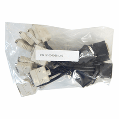Lot-10 Bizlink DMS59 to Dual DVI Y-Cable 91004086-L10 DMS59 to 2--DVI (Dual Link)
