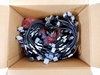 Lot-100 13in SFF-8087 Right Angle miniSAS Cable 4N19B-01 792129-001 781596-001