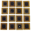 Lot-16 Mix-Ceramic CPU for Gold Recovery GLDCER-L16 Scrap/Gold Recovery